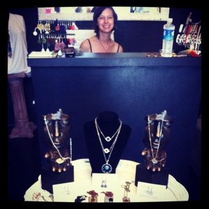 Katie Wood Jewelry at Guzel Jewelry Design
